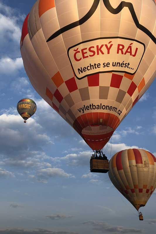 let balonem ceska republika baart
