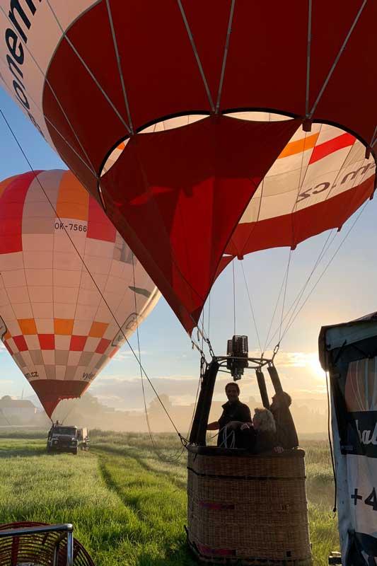 let balonem jizerske hory baart