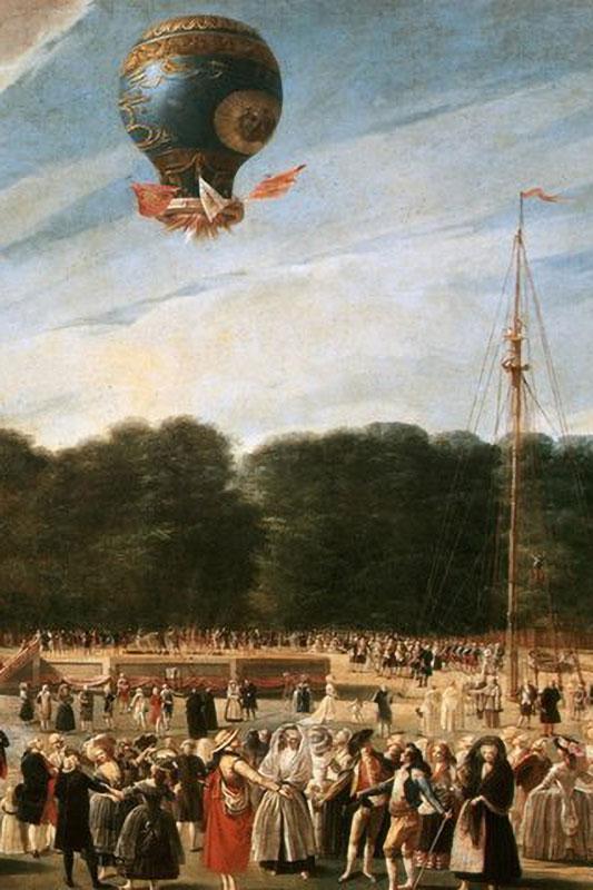bratri montgolfierove historie