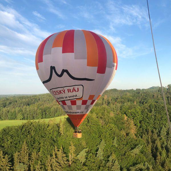 vyletbalonem balon cersky raj 05