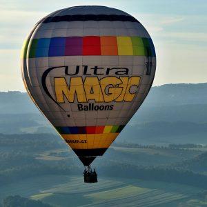 vyletbalonem balon magic 02
