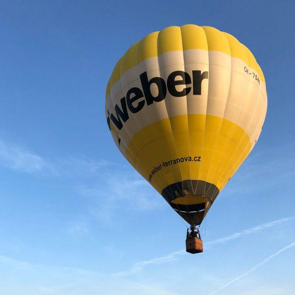 vyletbalonem balon weber 01